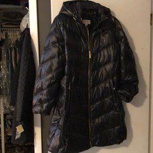 NWT Michael kors black jacket